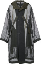 Miharayasuhiro net coat