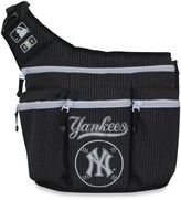 Diaper Dude MLBTM NY Yankees Messenger Diaper Bag
