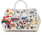 Anya Hindmarch Ebury Maxi Allover Stickers Tote