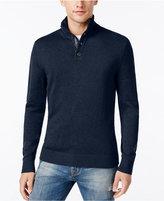 Tommy Hilfiger Men's Pima Cashmere Sweater
