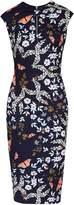 Ted Baker Kairra Kyoto Gardens Bow Neck Dress