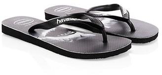 Havaianas Top Photo Print Flip Flops