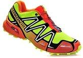 Men's Speedcross 3 Trail Sports Shoes DGOM® Running Shoe Breathable Methylene 45US