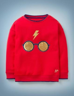 Harry Sequin Sweatshirt