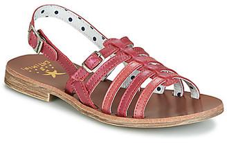 Catimini NOBO girls's Sandals in Pink