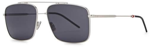 Christian Dior 0200S Square-frame Sunglasses