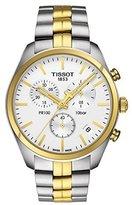 Tissot Men's T1014172203100 Analog Display Quartz Two Tone Watch