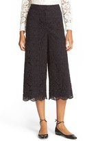Kate Spade Women's Lace Culottes