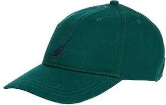 Nautica J-Class Cap (Tidal Green) Baseball Caps