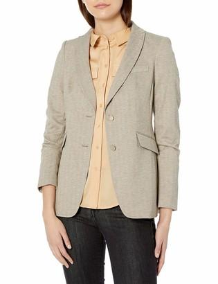 Tommy Hilfiger Women's Stretch Knit Two Button Blazer