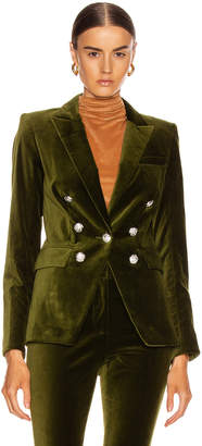 Veronica Beard Lawrence Dickey Jacket in Olive | FWRD