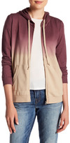 Socialite Ombre Hooded Jacket