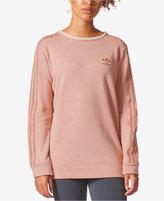 adidas Cotton French Terry Sweatshirt