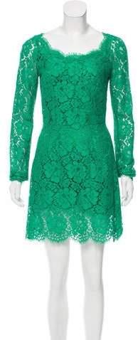 Dolce & Gabbana Lace Mini Dress w/ Tags