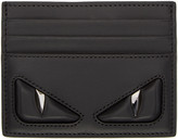 Fendi Black bag Bug Card Holder