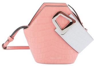 Danse Lente XS Johnny shoulder bag in embossed leather