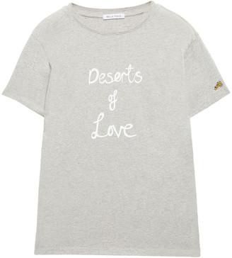 Bella Freud Printed Cotton-jersey T-shirt