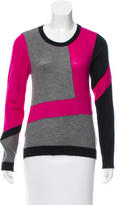 Prabal Gurung Cashmere Colorblock Sweater