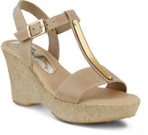 Spring Step Durian Wedge Sandals