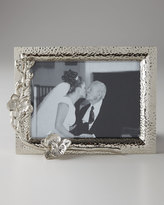 "Michael Aram White Orchid 5"" x 7"" Photo Frame"