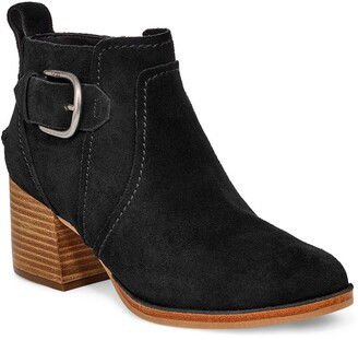 UGG Leahy Suede Ankle Boot