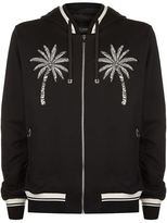 Dolce & Gabbana Palm Tree Hooded Sweater