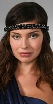 Victorian Hippie Sparkle Headband