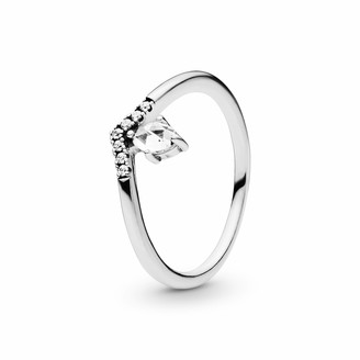 Wishbone Silver Ring Up To 30 Off At Shopstyle Uk