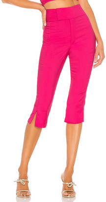 Lovers + Friends Everton Capri Pant