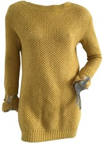 Ermanno Scervino Yellow Knitwear for Women