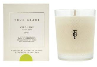 True Grace - Village - Wild Lime Classic Candle
