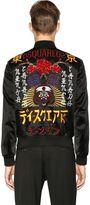 DSQUARED2 Japan Embellished Nylon Bomber Jacket