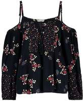 Abercrombie & Fitch Blouse black