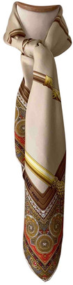 Celine Multicolour Silk Scarves