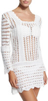 Letarte Bandana Crocheted Sundress Coverup
