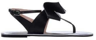 Pollini Toe post sandal