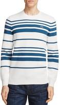 Lacoste Milano Stitch Stripe Sweater
