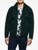 Calvin Klein Platinum Double Faced Hooded Jacket