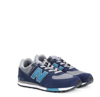 New Balance Side Logo Sneakers