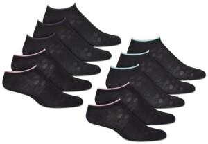 Warner's Women's 10-Pk. Stay Fresh Anti-Odor Low-Cut Socks