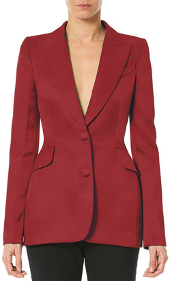 Carolina Herrera Wool-Blend Jacket