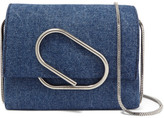 3.1 Phillip Lim Alix Micro Denim Shoulder Bag - Mid denim