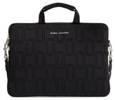 Marc Jacobs 15-Inch Computer Commuter Bag - Black