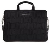 Marc Jacobs 15-Inch Computer Commuter Bag - Black