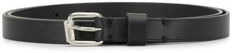 MM6 MAISON MARGIELA Silver-Tone Buckle Belt