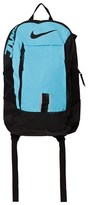 Nike Blue Alpha Adapt Rise Solid Backpack