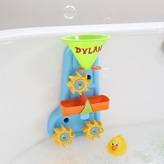My 1st Years Personalised Bath Time Watermill