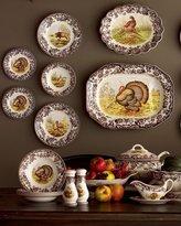 Spode Turkey Dinner Plates, Set of 4