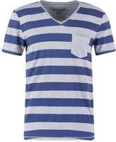Tom Tailor Denim Basic Fit Print Tshirt Heather Grey Melange