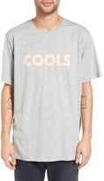 Barney Cools 'Retro Cool Homie' Oversize Graphic Crewneck T-Shirt